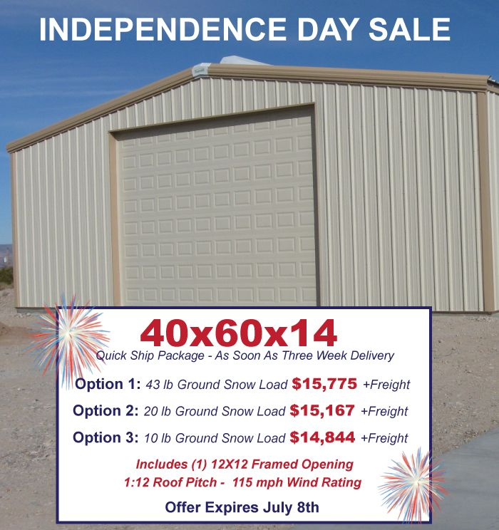Monthly Specials On Metal Buildings Cheap Steel Building Prices Metal Shop Building Metal Barn Homes Metal Buildings