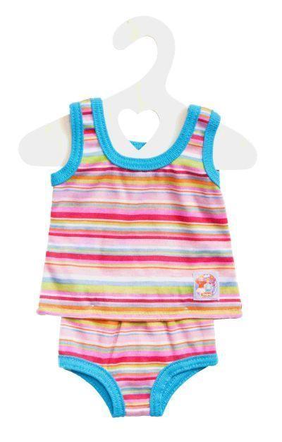 ff313892ad112b Puppen Kleidung Puppen Unterwäsche von Heless für kleine Puppen von ...