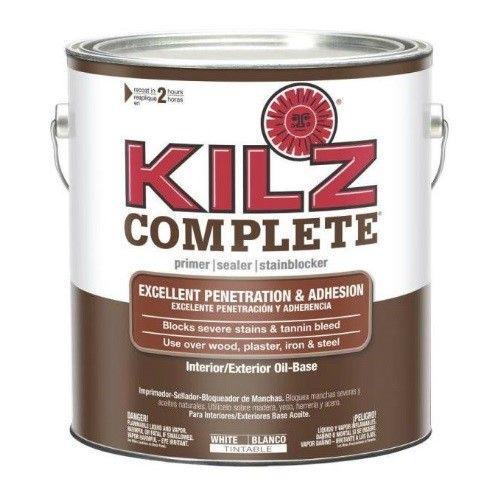 Kilz L101211 Complete OilBased Primer, Gallon Products