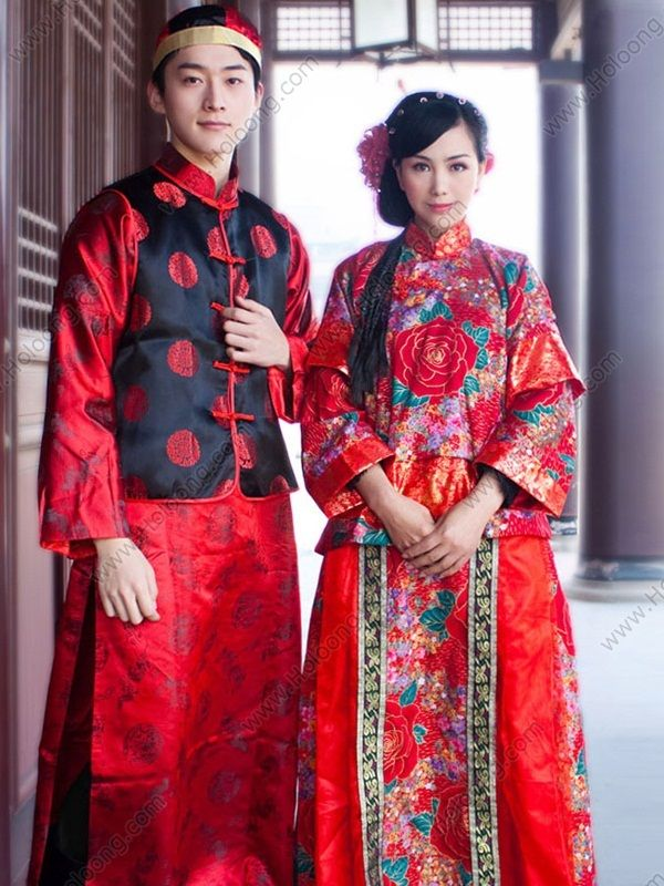 CHINESE TRADITIONAL CULTURAL DRESS | China | Pinterest | Wedding dress online shop, Formal suits ...