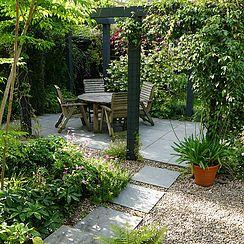 Fenton Roberts Garden Design, North London Garden Designer,