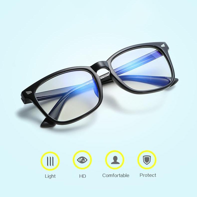 Anti Blue Light Glasses Humble Household Glasses Blue Glasses Light Blue
