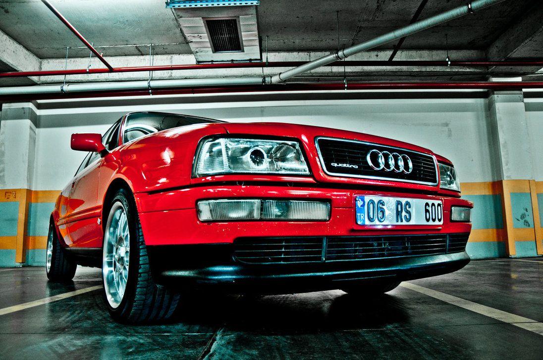 1994_audi_80_quattro_competition   Audi convertible, Audi ...