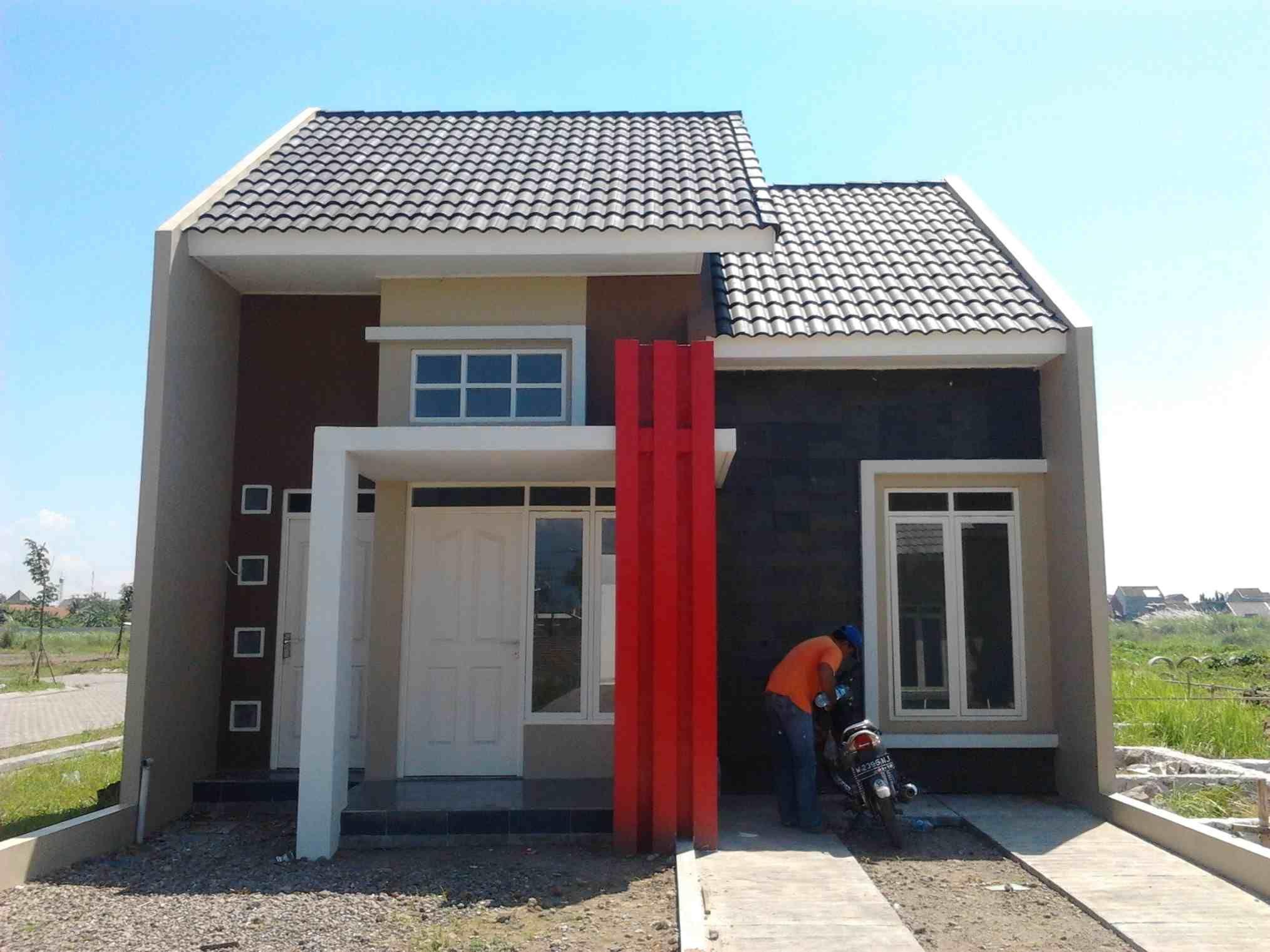 Rumah Minimalis Pintu 1 Di 2020 | Rumah Minimalis, Dekorasi Minimalis,  Desain Rumah