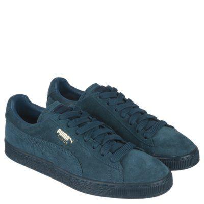 new arrival 54c57 2e918 Puma Men's Casual Sneaker Suede Classic + Mono ICE ...