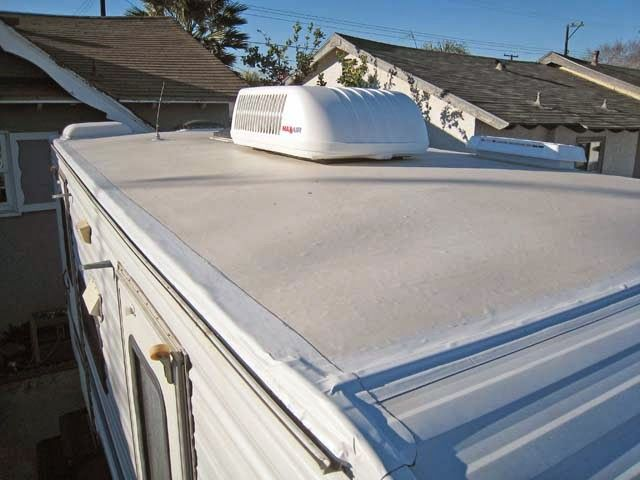 From Leaking Roofs To Vents Eternabond Rv Leak Repair