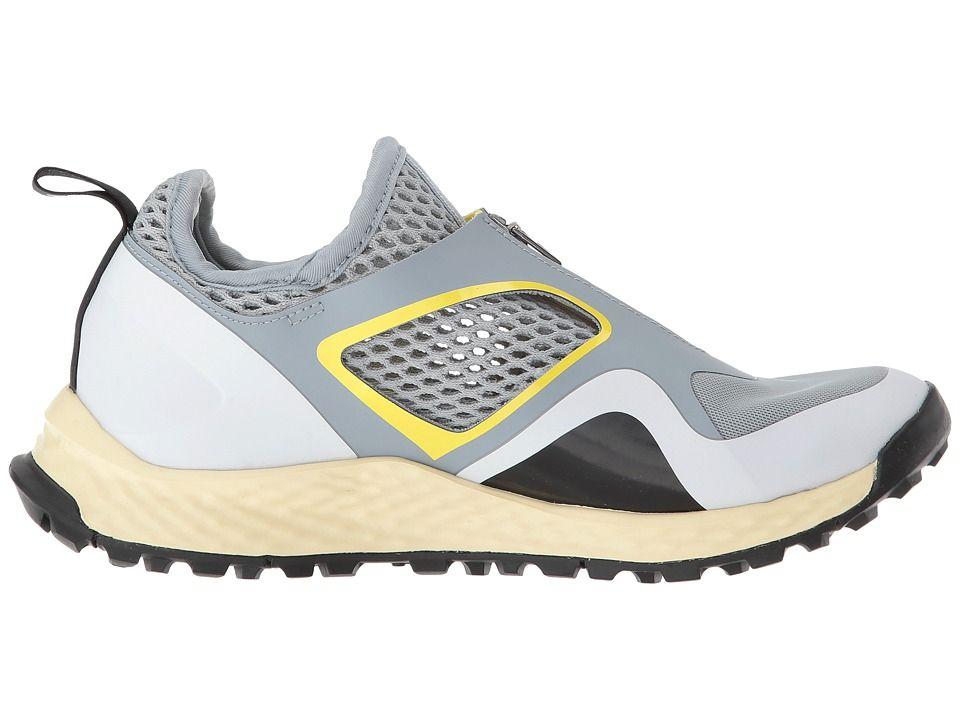 pretty nice 9e21f 14d6c adidas by Stella McCartney Vigor Bounce Women s Shoes Light Grey Footwear  White Bright Yellow