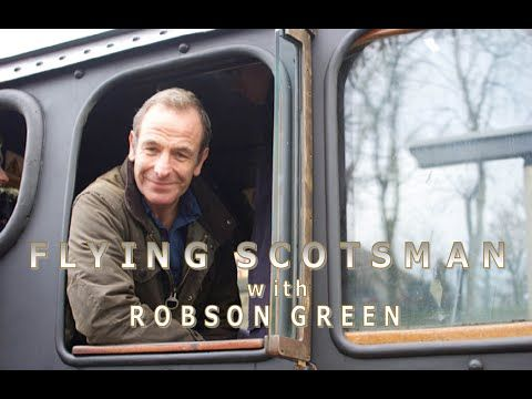 Steam Days Flying Scotsman BBC Documentary 1986 (VHS Capture) - YouTube