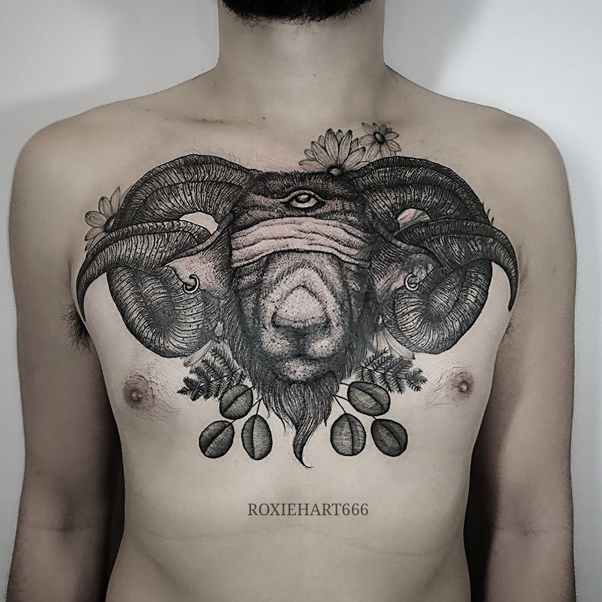 20+ Amazing Good cover up tattoos on chest image HD