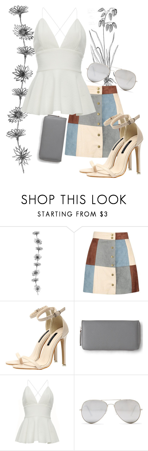 """""""🌳"""" by su-sig ❤ liked on Polyvore featuring Boohoo, Aéropostale and Sunny Rebel"""