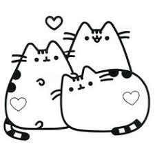 Resultado De Imagen Para Computadora Kawaii Para Colorear Gatito