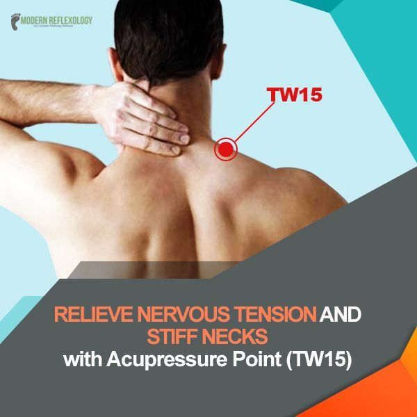 Activating The Tw15 Point Can Give You Great Relief From Both