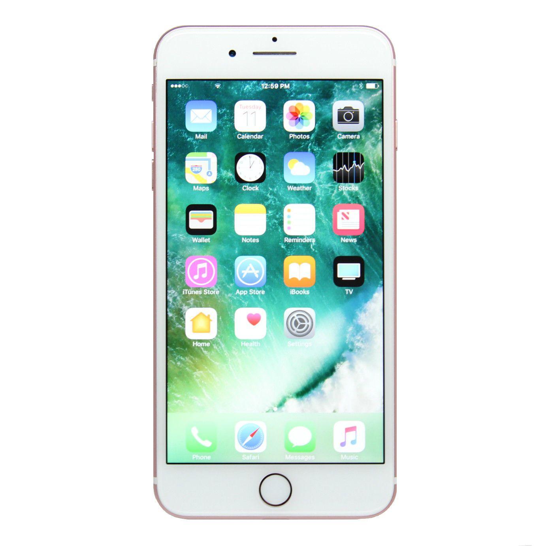 Apple iphone 7 plus a1661 32gb lte cdmagsm unlocked