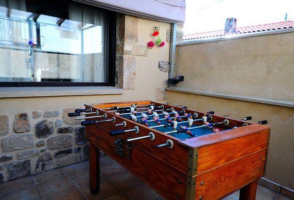 SORIA, ALDEHUELA DEL RINCÓN. Casa Rural El Valle De La Mantequilla. Casa  Rural