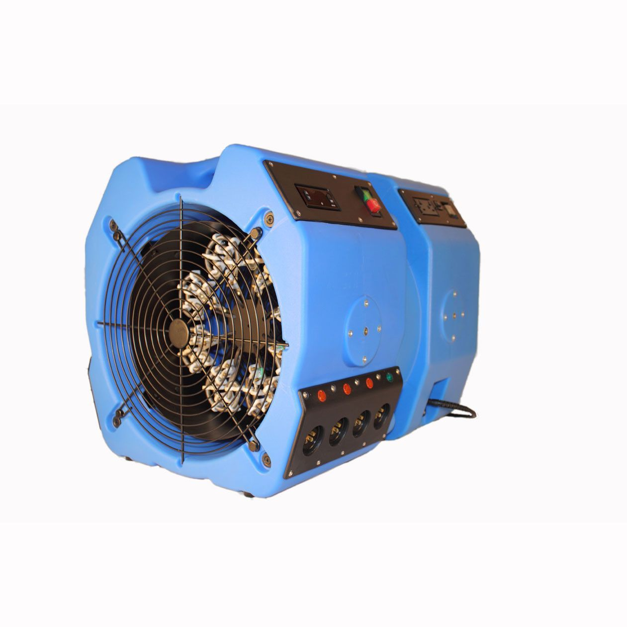 radial 8 - bed bug heater and fan combo | fans and products
