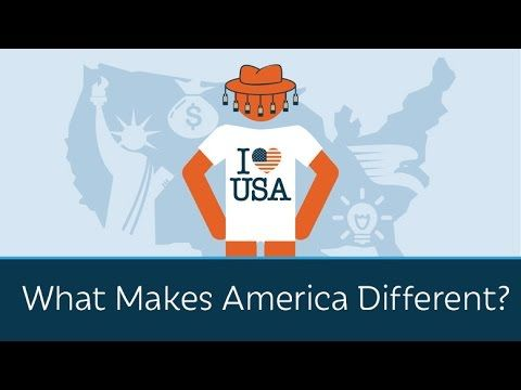 what makes america different