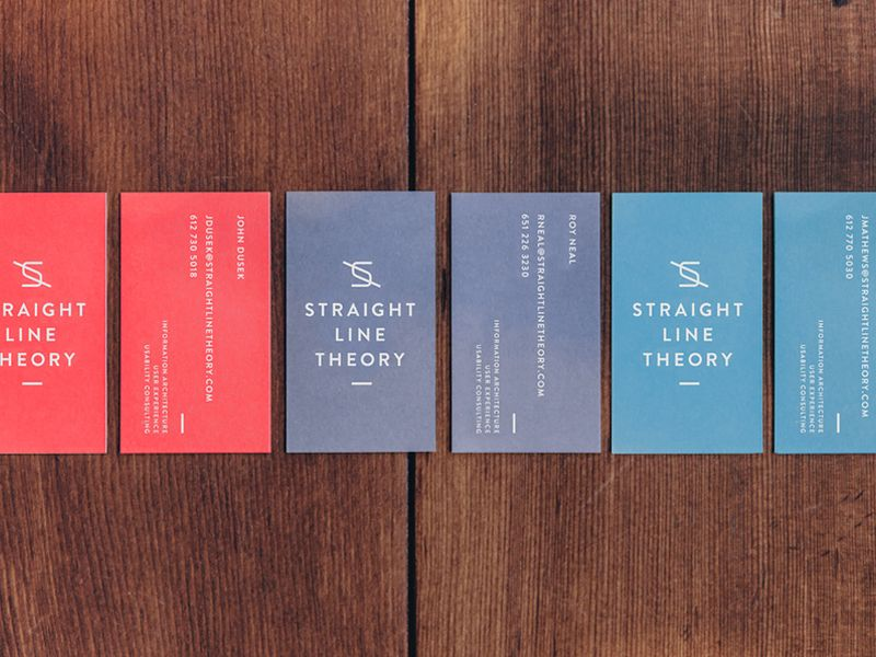 Straight Line Theory Straight Lines Design Agency Branding Design