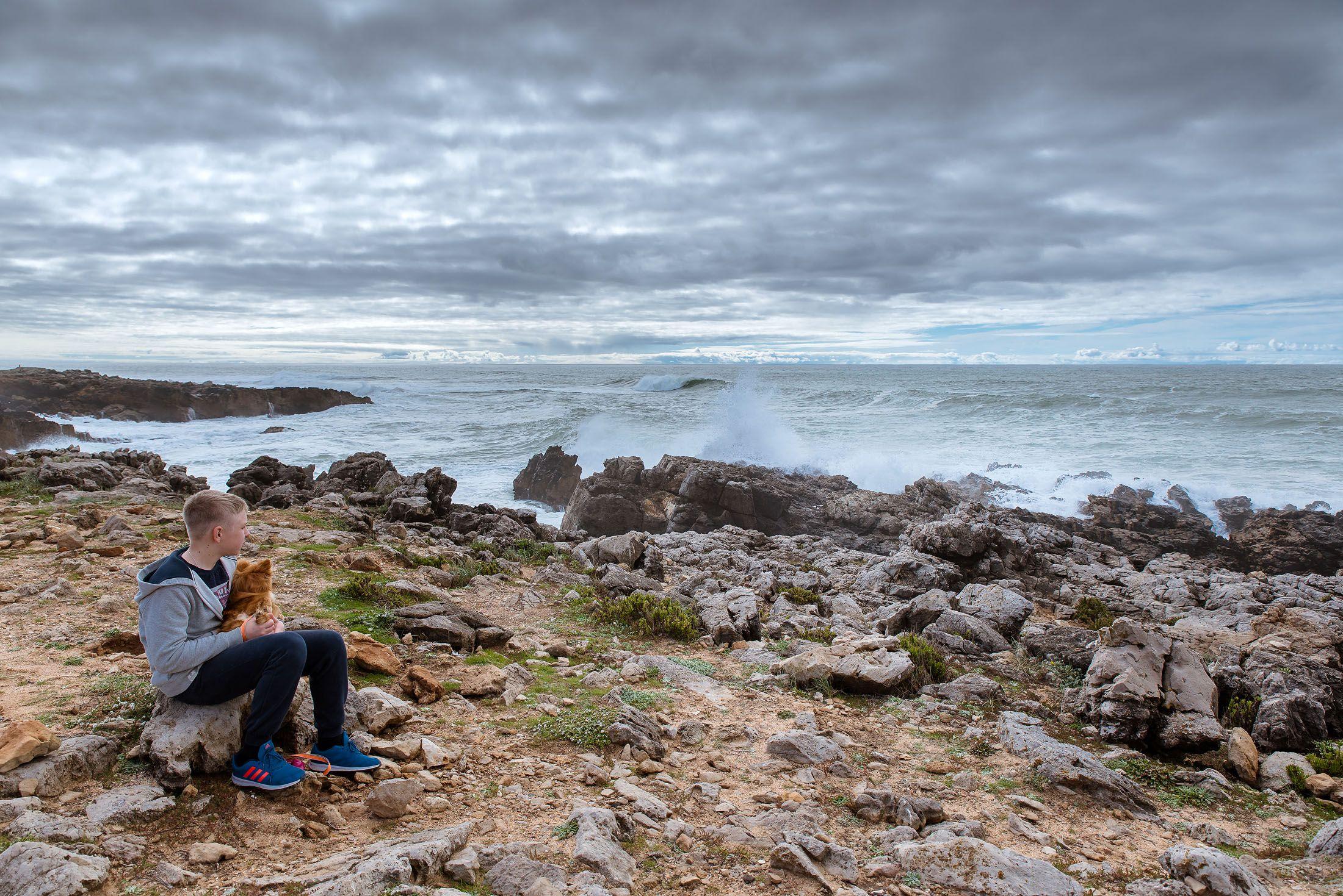 Atlantic Ocean. Portugal-007 Author: Basilio Dovgun