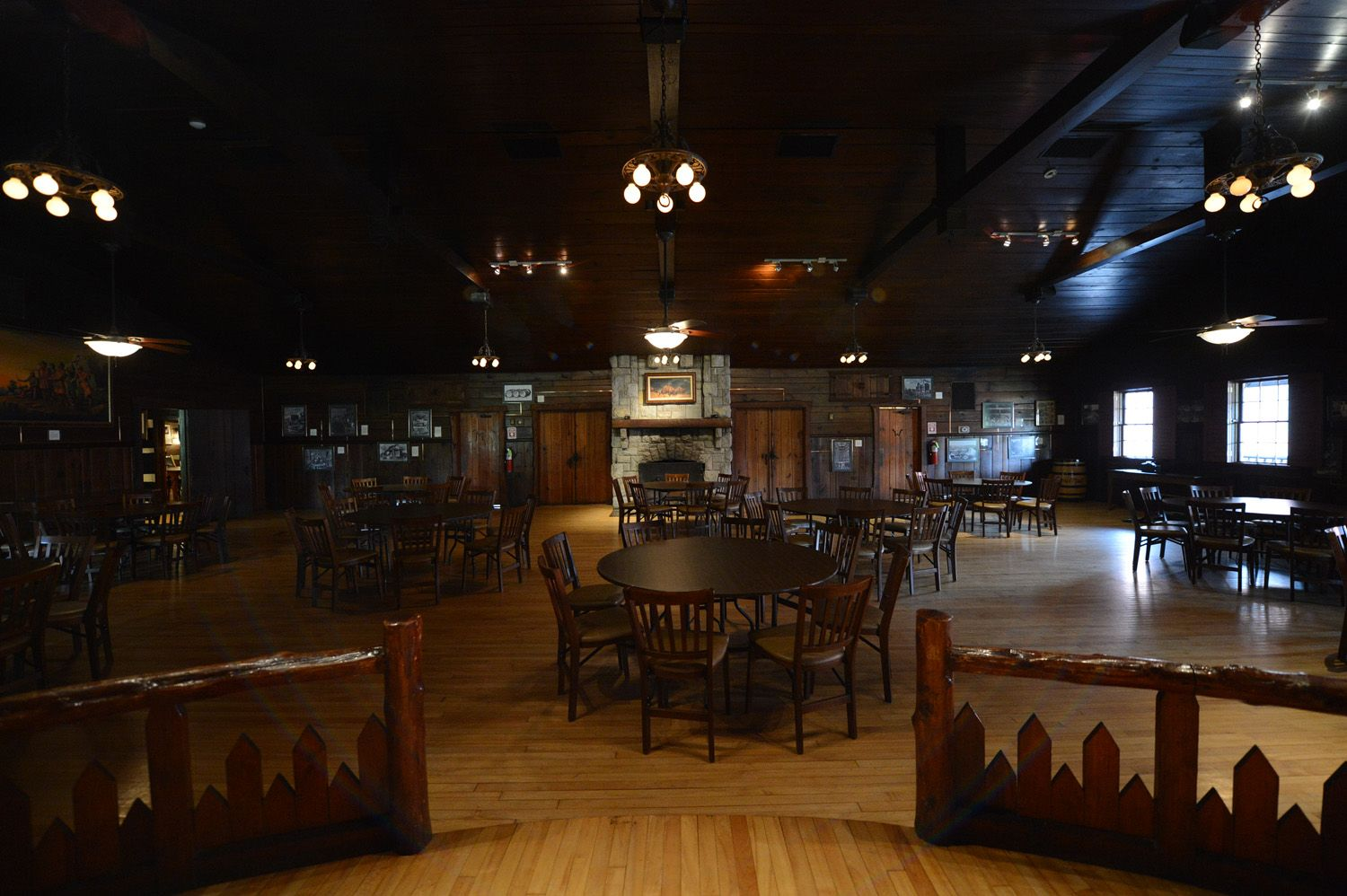 Norred S Weddings And Events: Inside Of Buffalo Trace Upstairs Clubhouse For Weddings