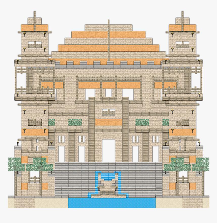 Minecraft Blueprints Layer By Layer Download Minecraft Building Ideas Blueprints Transparent Transparent Image PNGitem