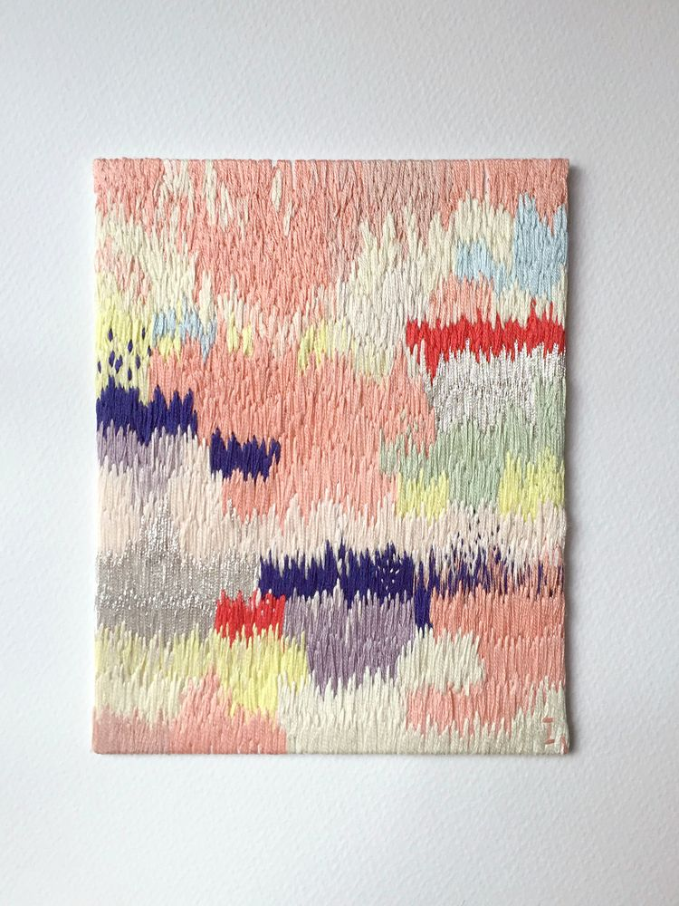 Pin By Carol Strasser On Textile Art 5 Contemporary