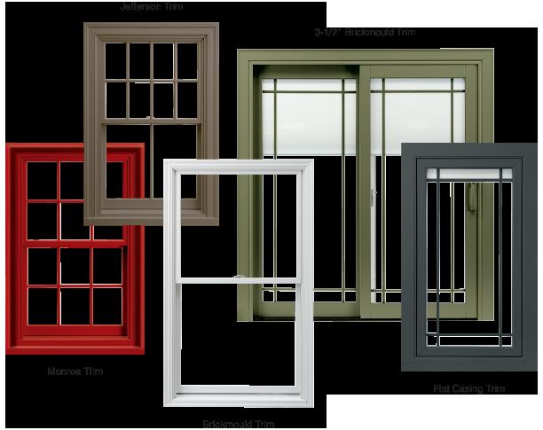 Window Door Trim Options Pella