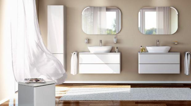 Wohnen mit Farben - Wandfarben fürs Badezimmer Und - farben fürs badezimmer