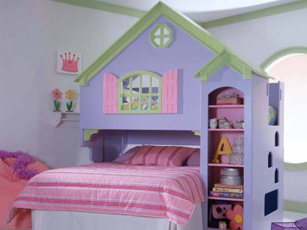 I have this dollhouse bunk bed at my house!! ILOVE it!! | •my new ...