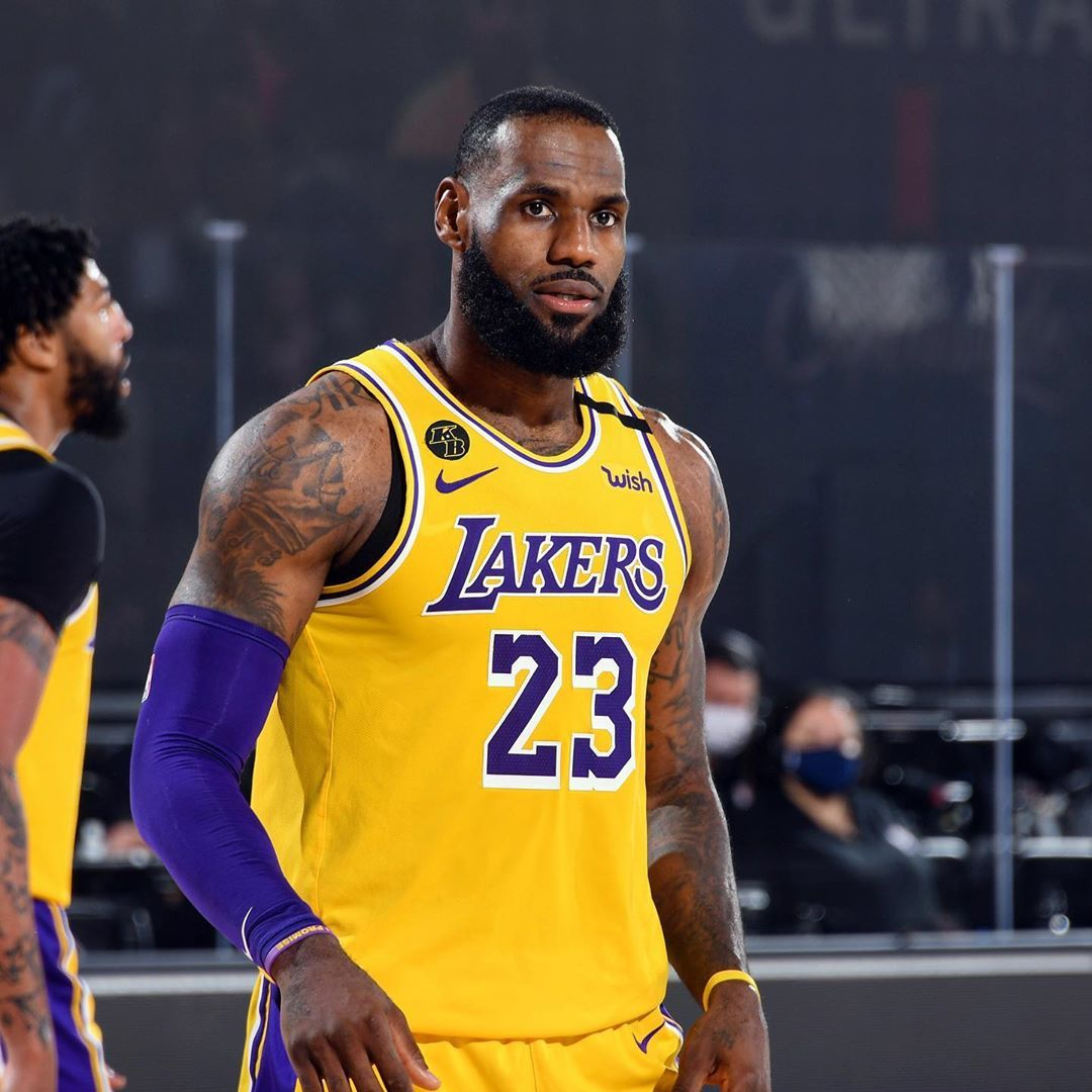 Lebron James On Instagram Final The Lakers Take A Commanding 3 1 Lead Over Houston With The 110 100 Victory In Game 4 In 2020 Lebron James Nba Lebron James Nba