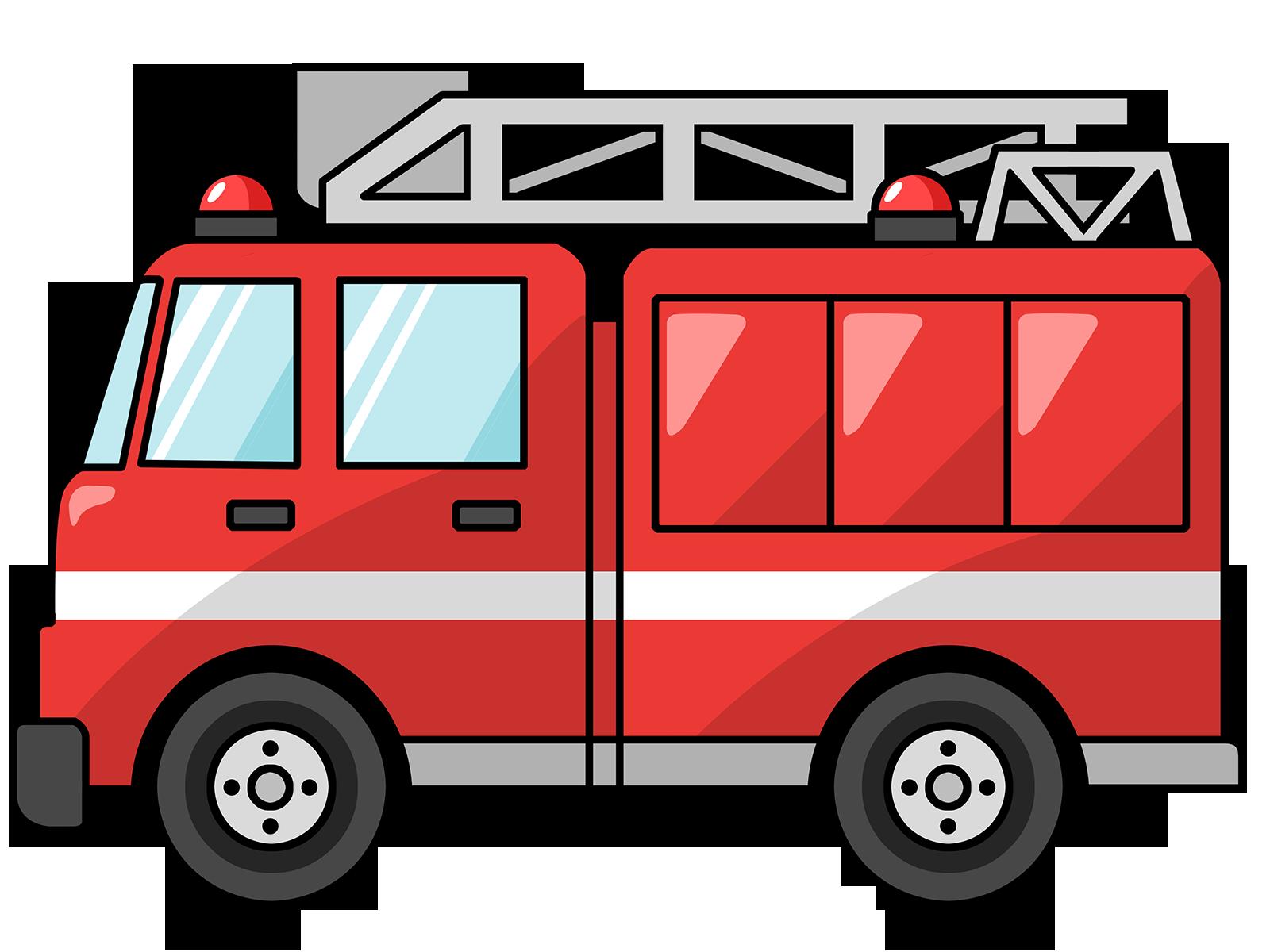 medium resolution of fire truck clipart google search