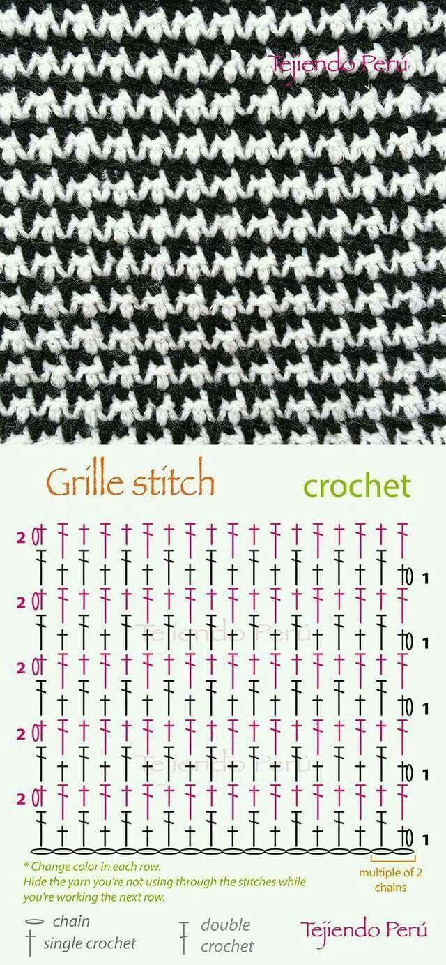 Pin de Yani Brienza en crochet | Pinterest