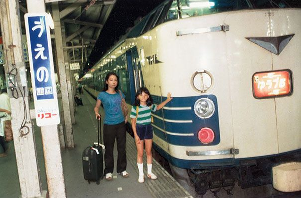 Imagine Finding Me: Photographer Chino Otsuka Inserts Herself Into Her Childhood Photos