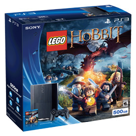 LEGO®: The Hobbit™ PlayStation®3 Bundle~ I'm thinking if I get a job this will be my Christmas present to myself along with some Harry Potter games!!!