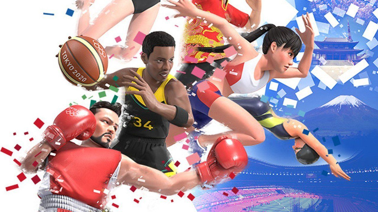 Olympic Games Tokyo 2020 The Official Video Game A