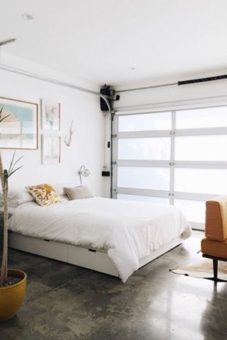 Beautiful Find Stylish Garage Apartment Ideas On Domino.com. Domino Shares The Best Converted  Garage Apartments.