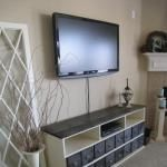 DIY Media Console (This is a 2 part blog- plans from Ana White)