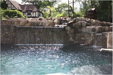 Install A Swimming Pool Slide In Your Backyard