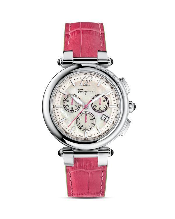 3932d4e8bc4198 Salvatore Ferragamo Idillio Stainless Steel Watch, 42mm   Products ...