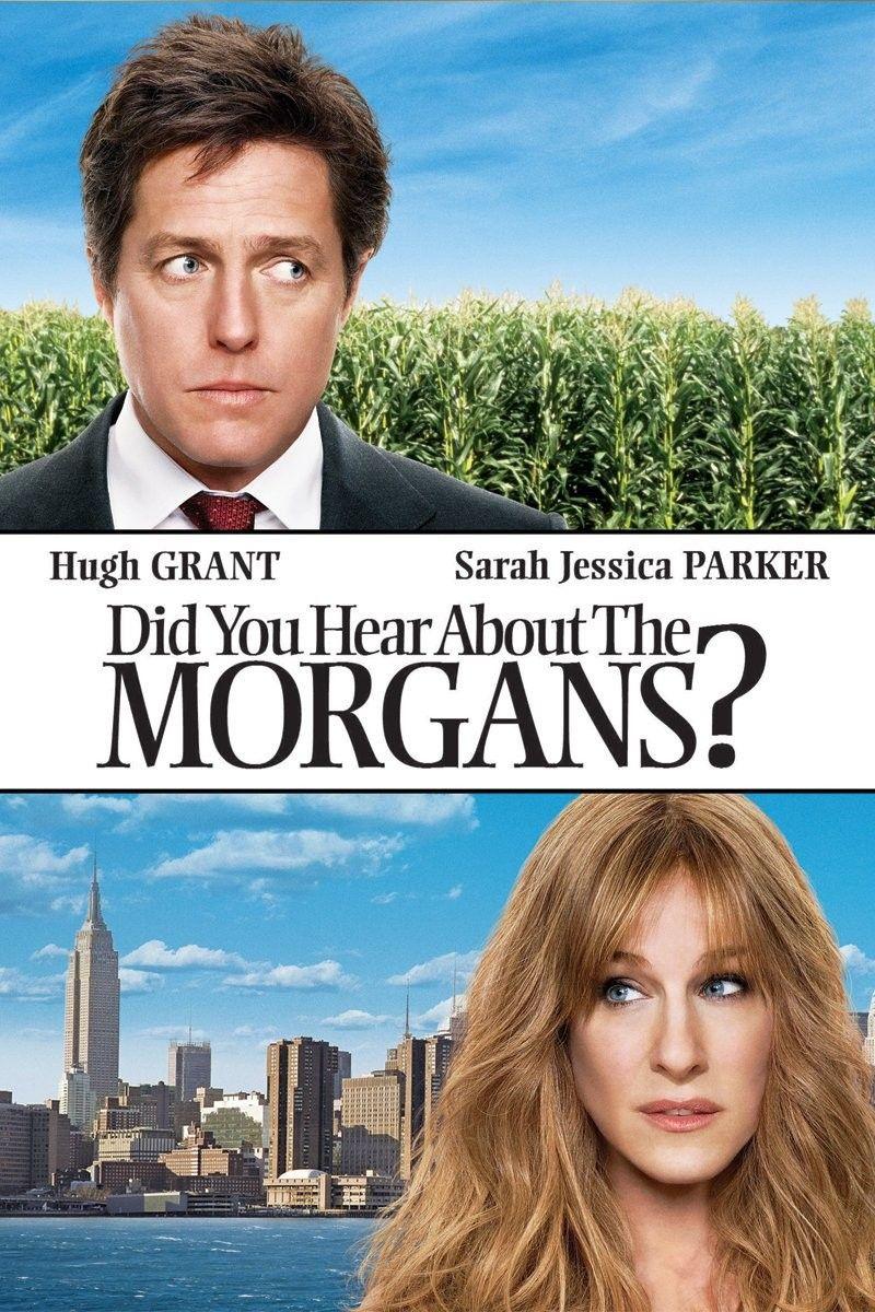 Did You Hear About The Morgans 2009 Morgan Movie Hugh Grant Sarah Jessica Parker
