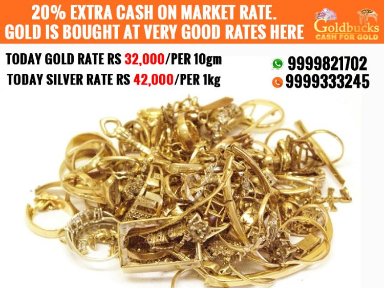 We are the best gold buyers in Delhi, here you will get the
