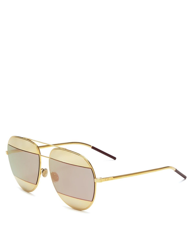 e883aaec5fd0 Dior Split Sunglasses