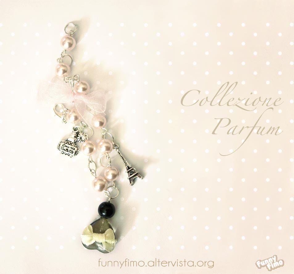 Parfum bracelet <3