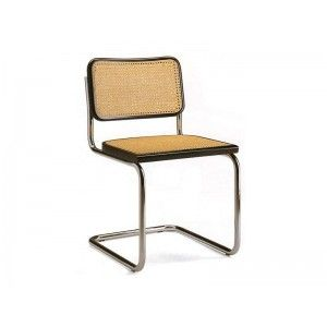 Cesca Stuhl 118 Freischwinger von Marcel Breuer (1928