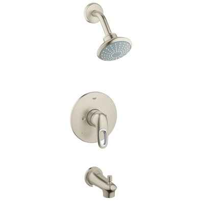 Grohe Eurostyle Tub And Shower Faucet Tub Shower Faucets