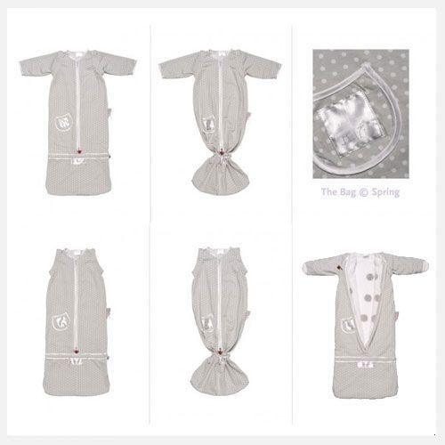 kortingsbon beste goedkoop beste waarde Puckababy   The Bag ® 4 Seasons at little green footprints ...