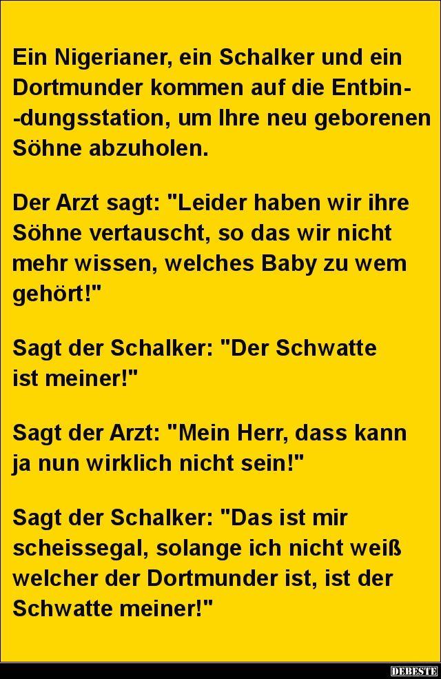 Schalker Witze
