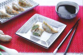 Ravioli di carne giapponesi (Gyoza)