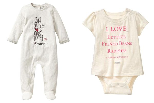 Just Released The Adorable Beatrix Potter Baby Clothes Collection