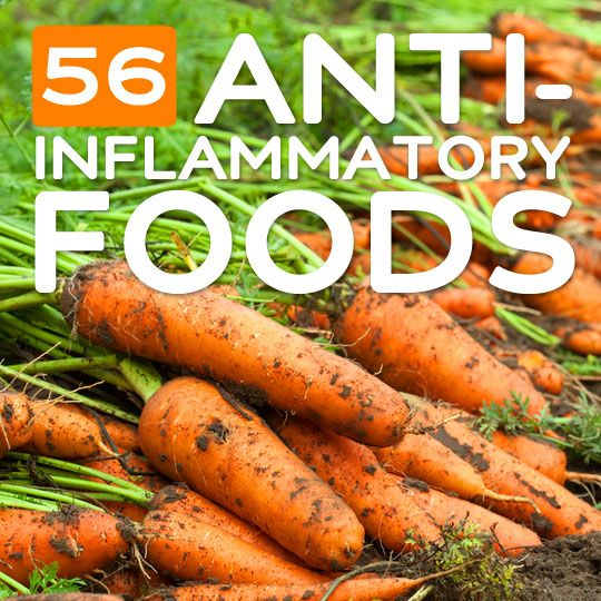 What Are Good Anti Inflamatory Foods