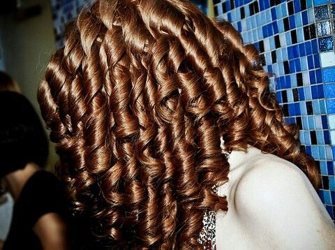 Best Ringlets Hair Styles Roll Hairstyle Hair